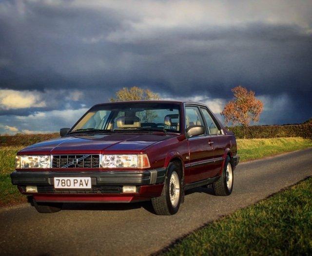 1990 Volvo Bertone 780 Coupe Turbo Auto 740 240 For Sale (picture 4 of 4)