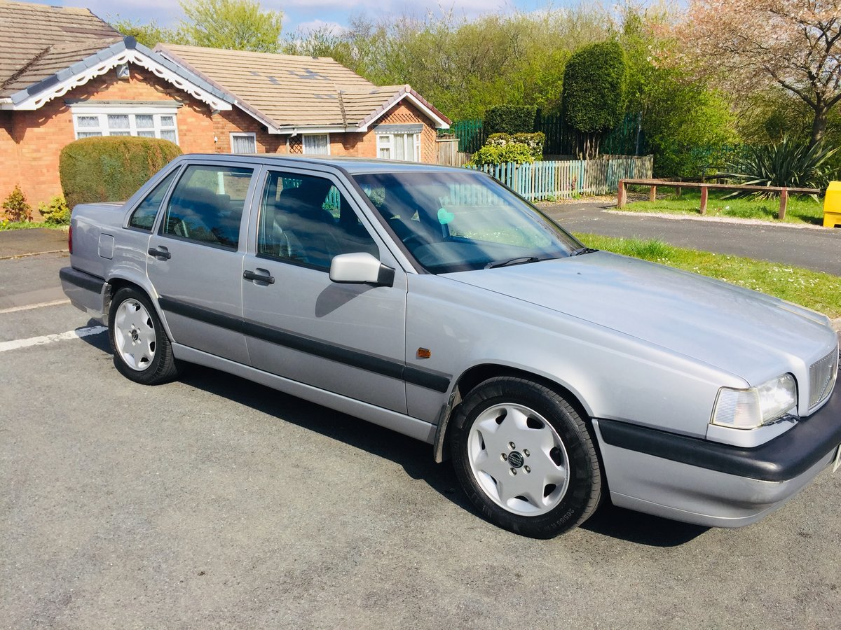 1996 850 2.5 cc Auto CD model saloon For Sale (picture 1 of 6)