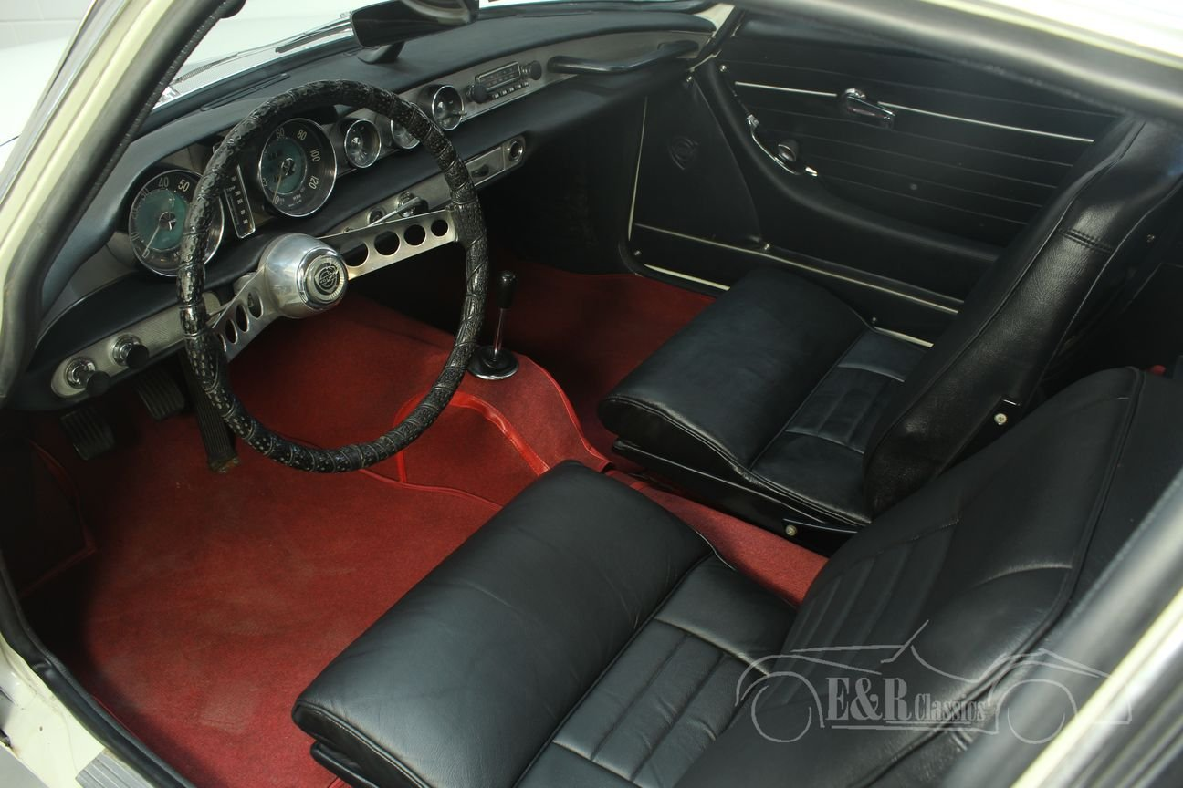 Volvo P1800S Coupe 1966 In very good condition For Sale (picture 3 of 6)
