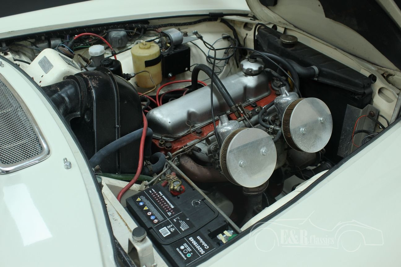 Volvo P1800S Coupe 1966 In very good condition For Sale (picture 4 of 6)