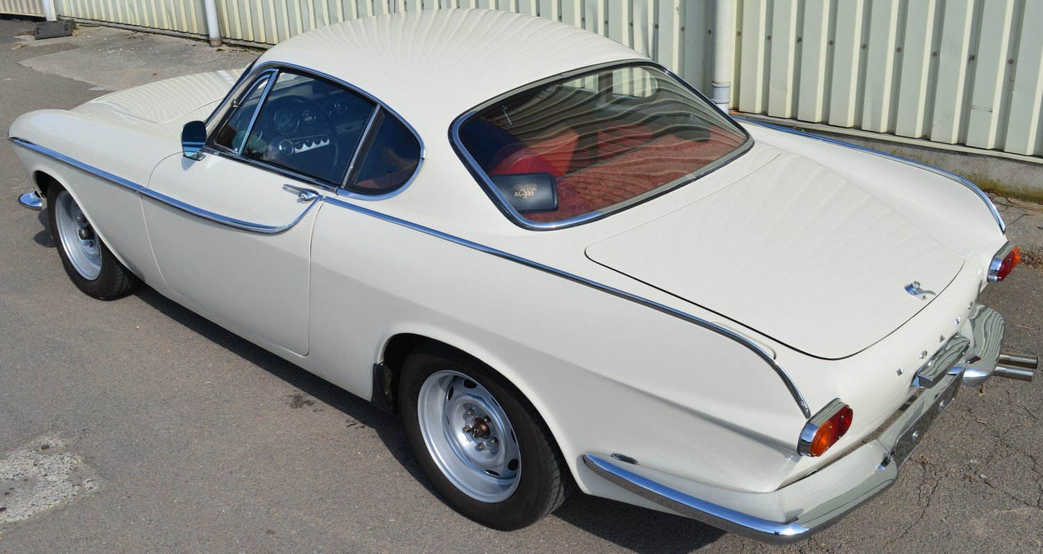 P1800S Overdrive 1963 For Sale (picture 4 of 6)