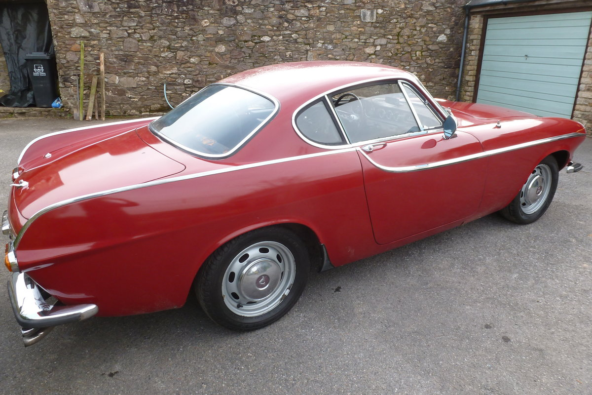1965 Volvo P1800S rust free car For Sale (picture 3 of 6)