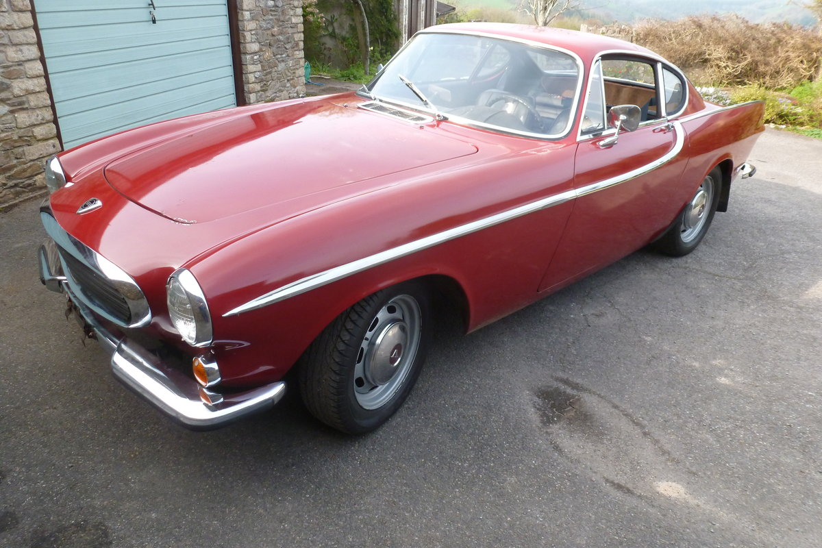1965 Volvo P1800S rust free car For Sale (picture 6 of 6)