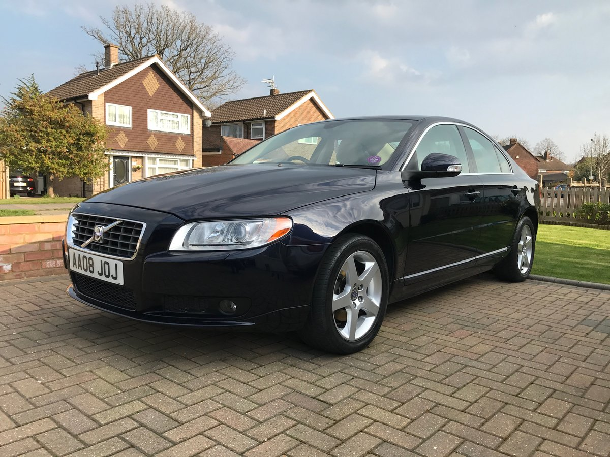 2008 Midsomer Murders Volvo S80 SE LUX D5 AUTO For Sale (picture 2 of 6)