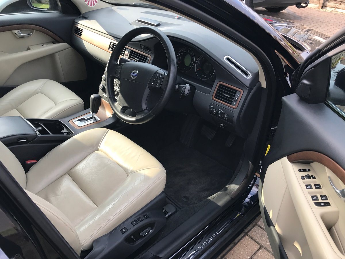 2008 Midsomer Murders Volvo S80 SE LUX D5 AUTO For Sale (picture 4 of 6)