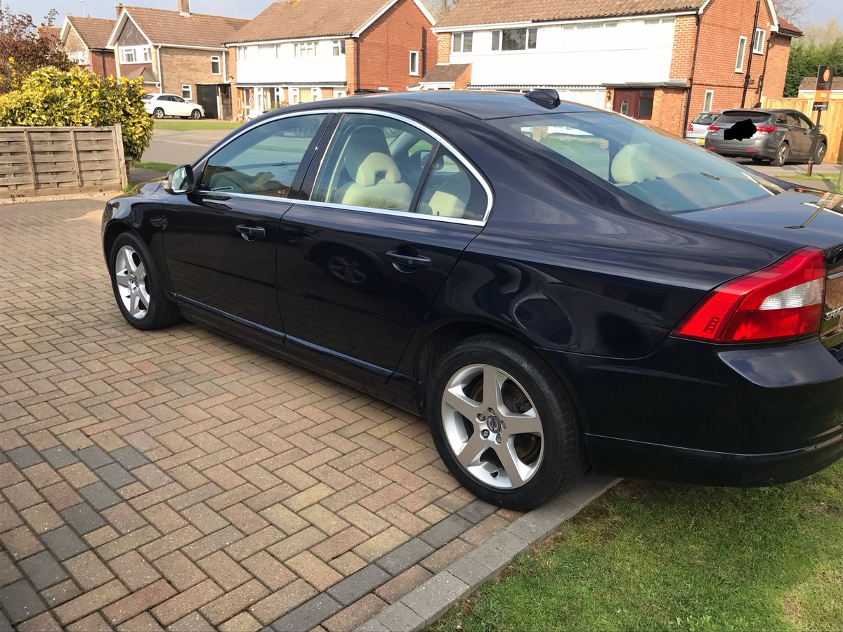 2008 Midsomer Murders Volvo S80 SE LUX D5 AUTO For Sale (picture 5 of 6)