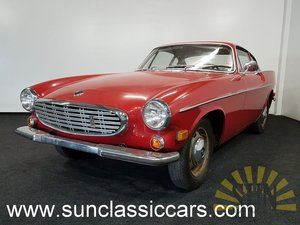 Volvo P1800S B20 1969, running engine
