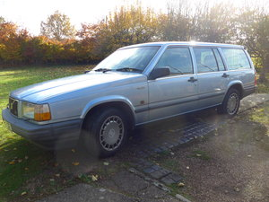 1990 Volvo 740 GL Estate For Sale