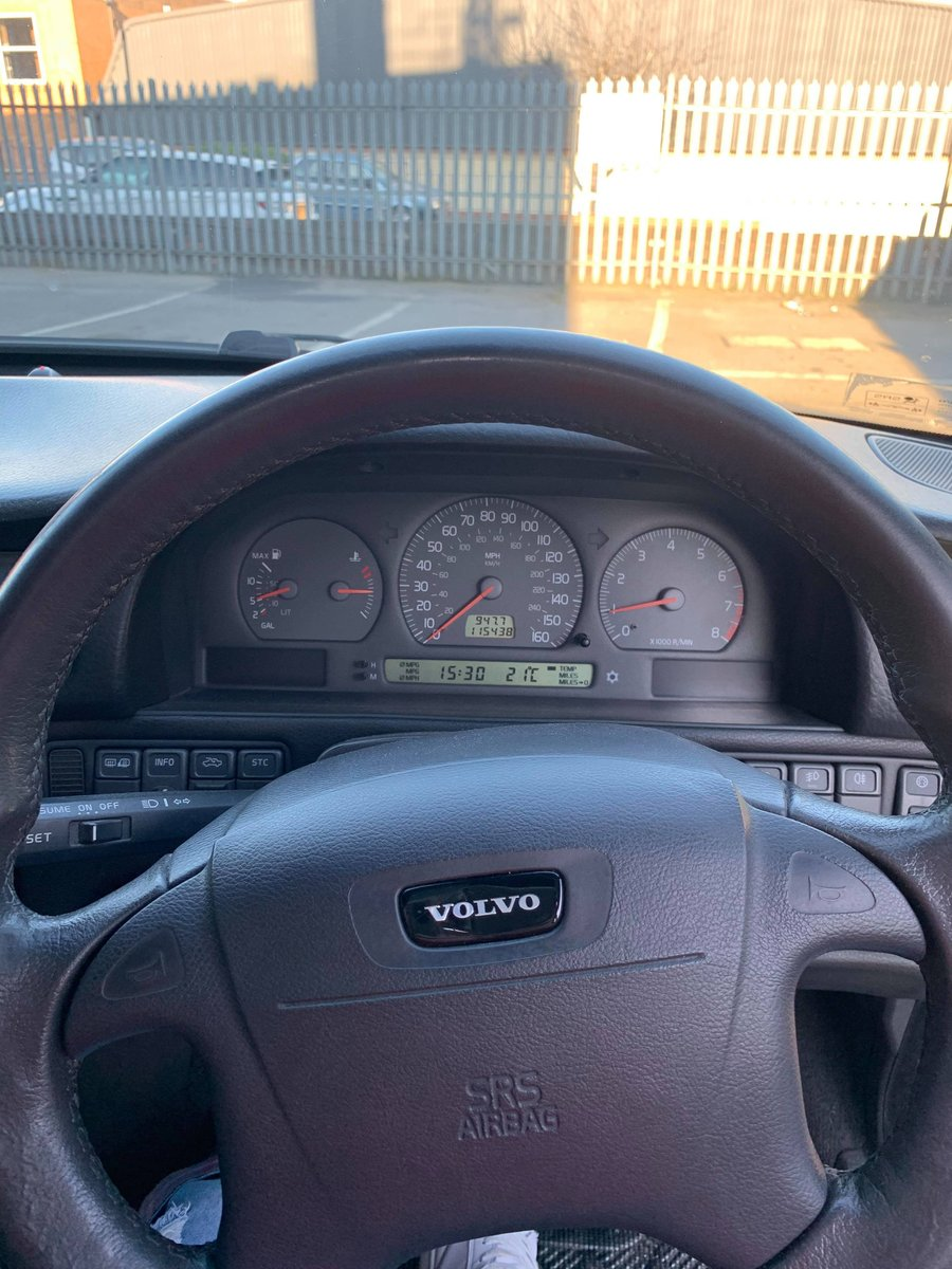 2001 volvo c70 240 bhp For Sale (picture 4 of 6)