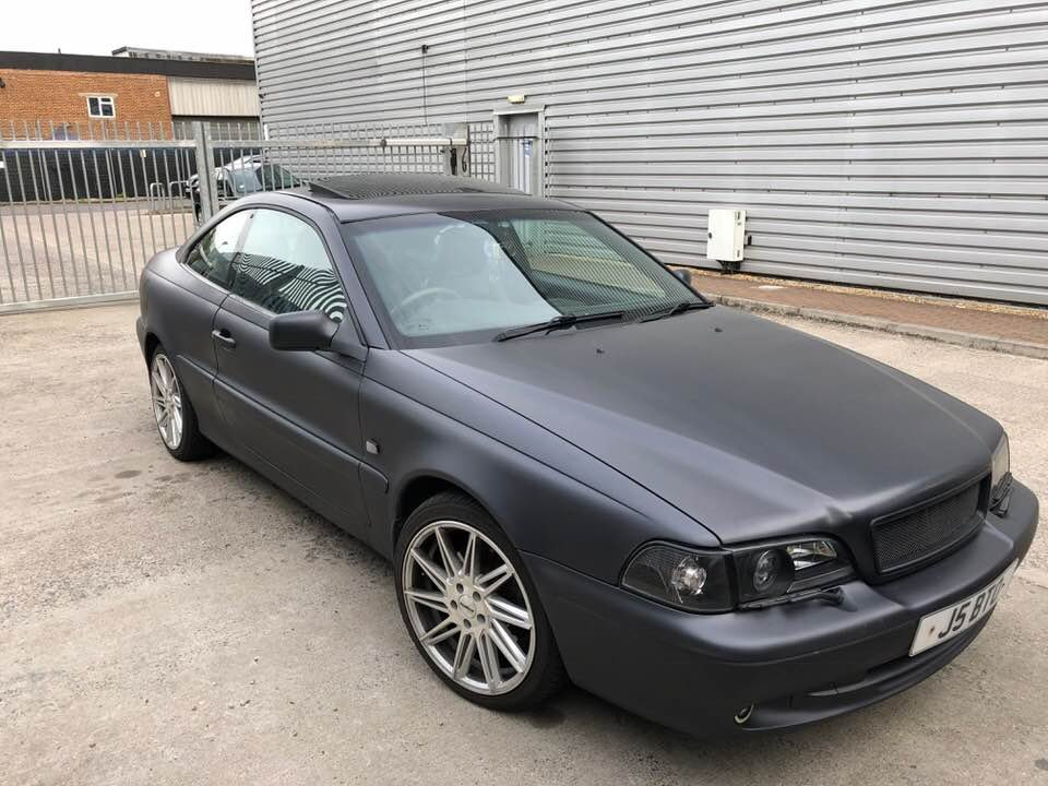 2001 volvo c70 240 bhp For Sale (picture 6 of 6)