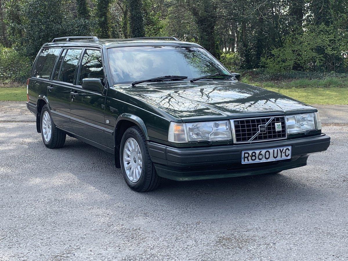 1998 VOLVO 940 2.3 TURBO CELEBRATION ESTATE. 85,000 MILES For Sale (picture 1 of 6)
