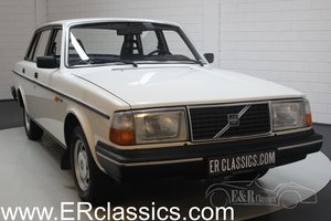 Volvo 240 DL Sedan 1985 Original 100,637 kilometers For Sale