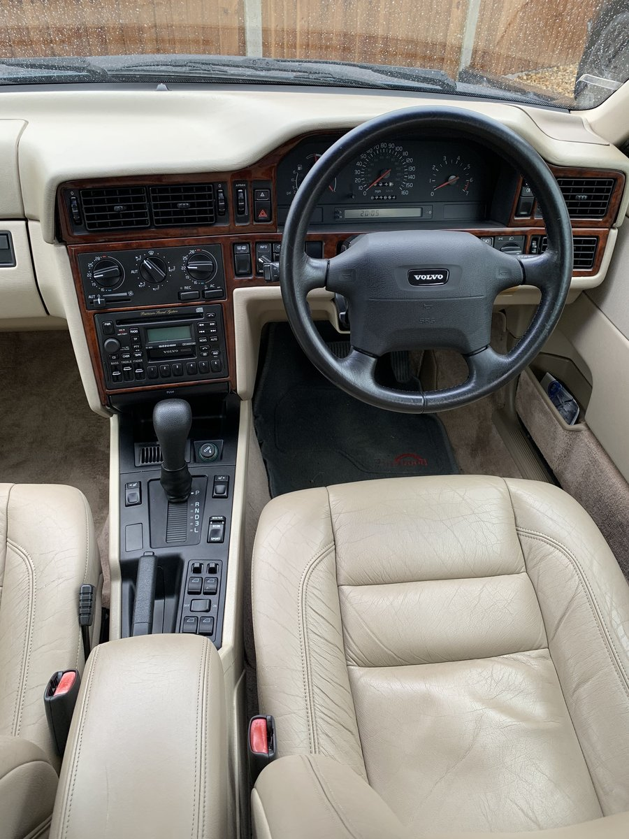 1996 Volvo 850 T5 CD Auto For Sale (picture 6 of 6)