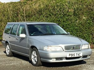 1997/P Volvo V70 CD Estate 2.5 10v Auto Petrol *FULL S H* SOLD