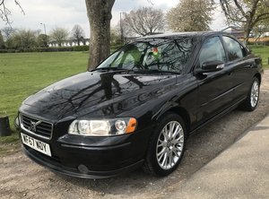 2007 Volvo S60 2.4D Sport 165BHP Ideal runner/family vehicle