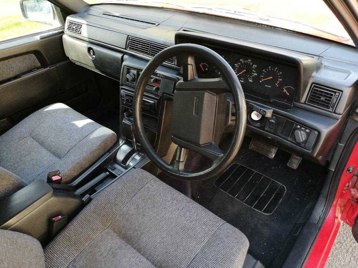 1988 Volvo 740GL estate cc auto Rare 7 seater FSH For Sale (picture 4 of 6)
