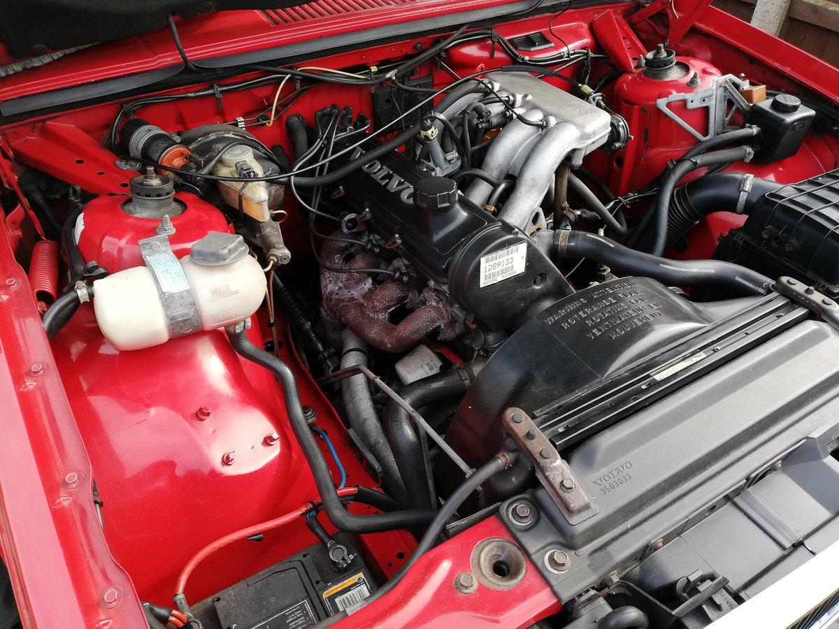1988 Volvo 740GL estate cc auto Rare 7 seater FSH For Sale (picture 5 of 6)
