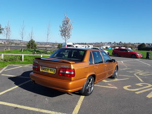 1997 VOLVO S70R SALOON For Sale