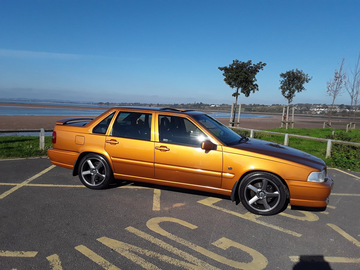 1997 VOLVO S70R SALOON For Sale (picture 3 of 4)