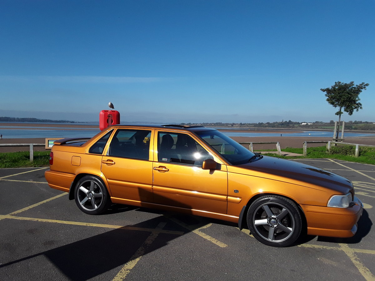 1997 VOLVO S70R SALOON For Sale (picture 4 of 4)