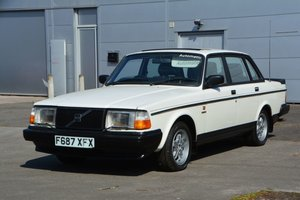 1989 Volvo 240 GLT Automatic For Sale by Auction
