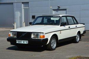1989 Volvo 240 GLT Automatic