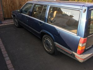 1990 Volvo 740 estate breaking For Sale