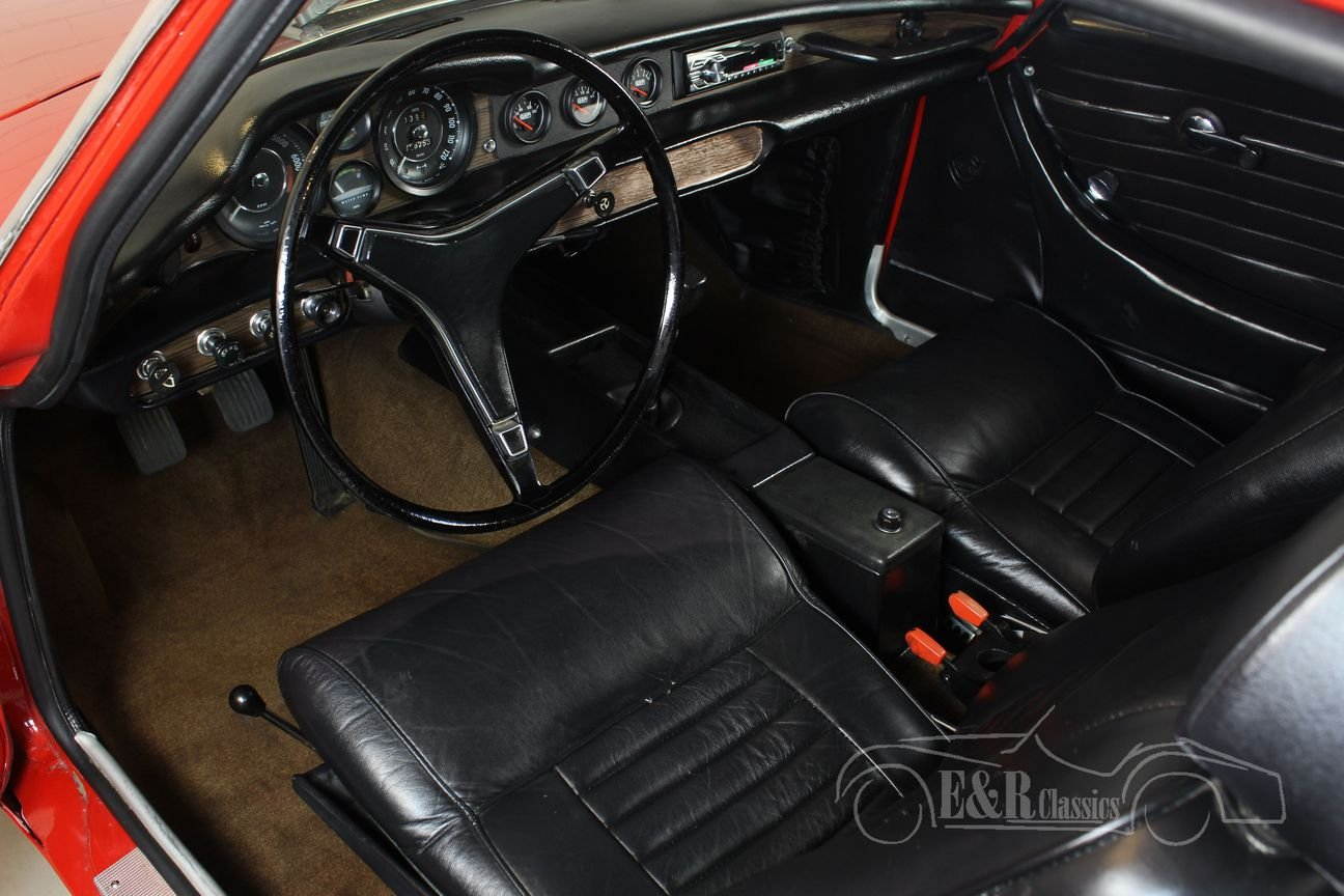 Volvo P1800 E coupe 1971 in very good condition For Sale (picture 3 of 6)
