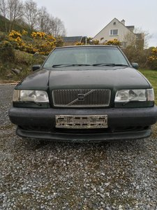 1996 Genuine Volvo 850 T5R for sale