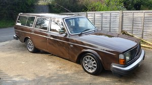 1979 Turbo converted Volvo 245 estate For Sale