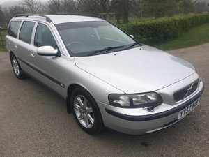 2002 Volvo V70 D5 S Diesel Automatic Estate