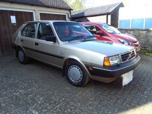 1989 Volvo 340GL  Very low mileage For Sale