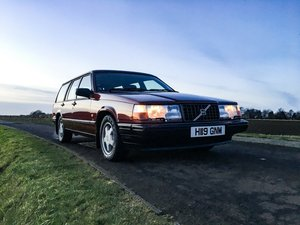 1991 Incredibly rare immaculate Volvo 940 2.3 Turbo