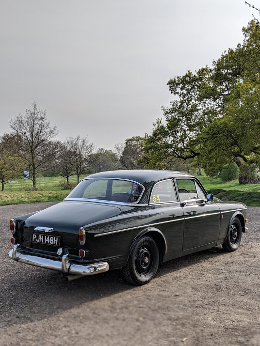 1969 Volvo Amazon 122s for Sale For Sale (picture 1 of 6)