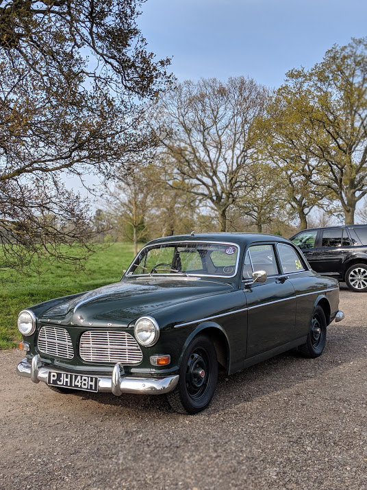 1969 Volvo Amazon 122s for Sale For Sale (picture 2 of 6)