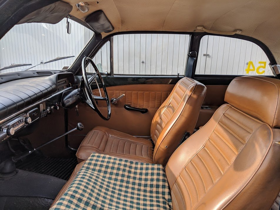 1969 Volvo Amazon 122s for Sale For Sale (picture 4 of 6)