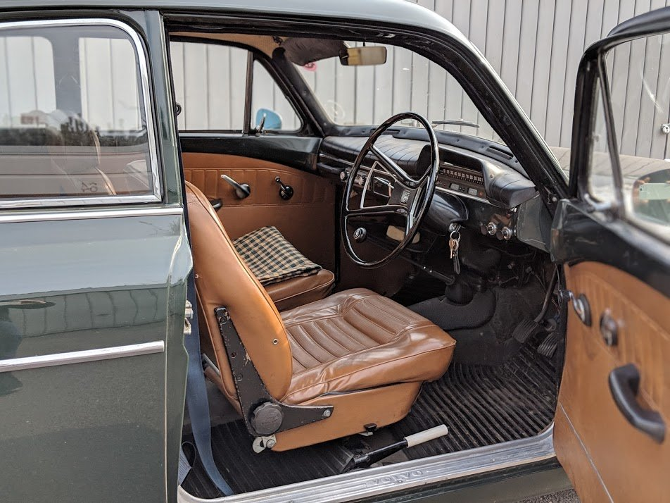 1969 Volvo Amazon 122s for Sale For Sale (picture 5 of 6)