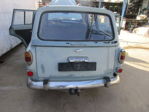 Volvo Amazon 121 to restore