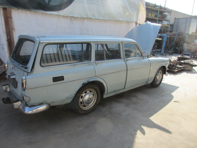 1958 Volvo Amazon 121 to restore SOLD (picture 2 of 6)