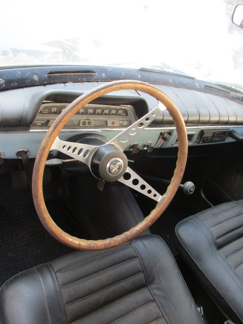 1958 Volvo Amazon 121 to restore SOLD (picture 4 of 6)