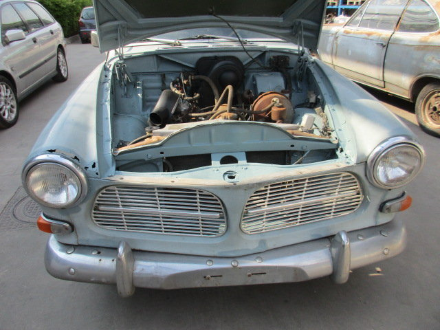 Volvo Amazon 121 to restore For Sale (picture 6 of 6)