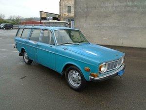 VOLVO 145 S 2.0 LHD ESTATE (1969) BLUE 1 OWNER US IMPORT!  SOLD