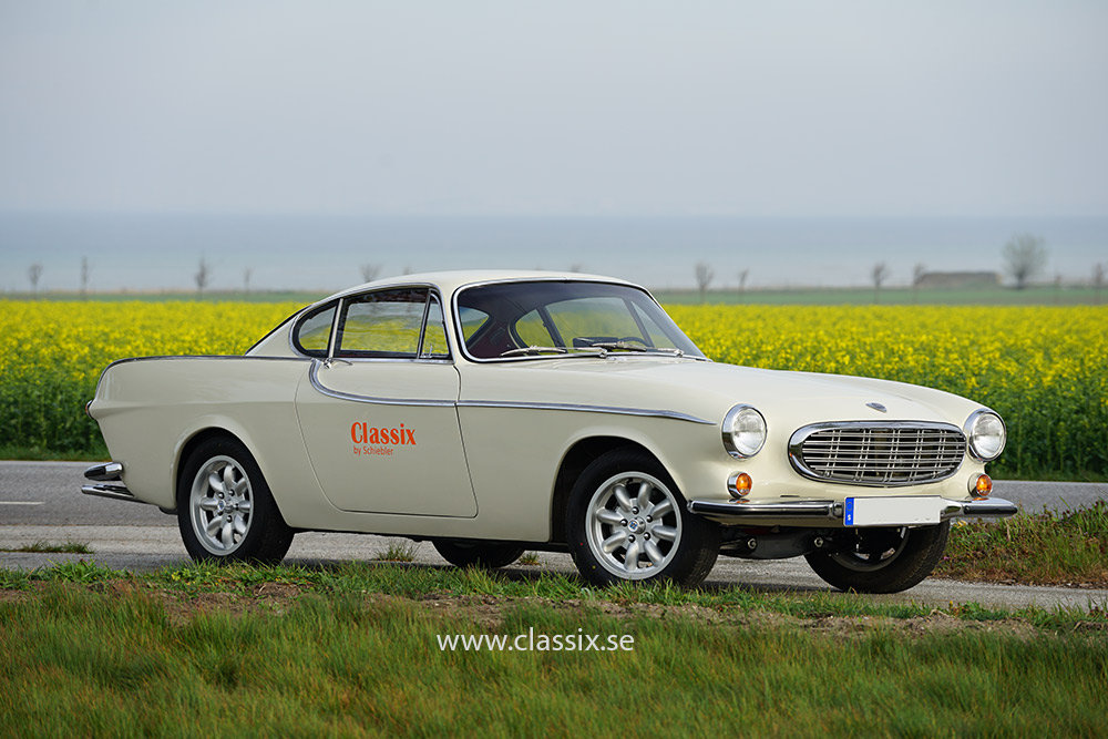 1966 Stunning Volvo P1800 S for sale For Sale (picture 2 of 6)