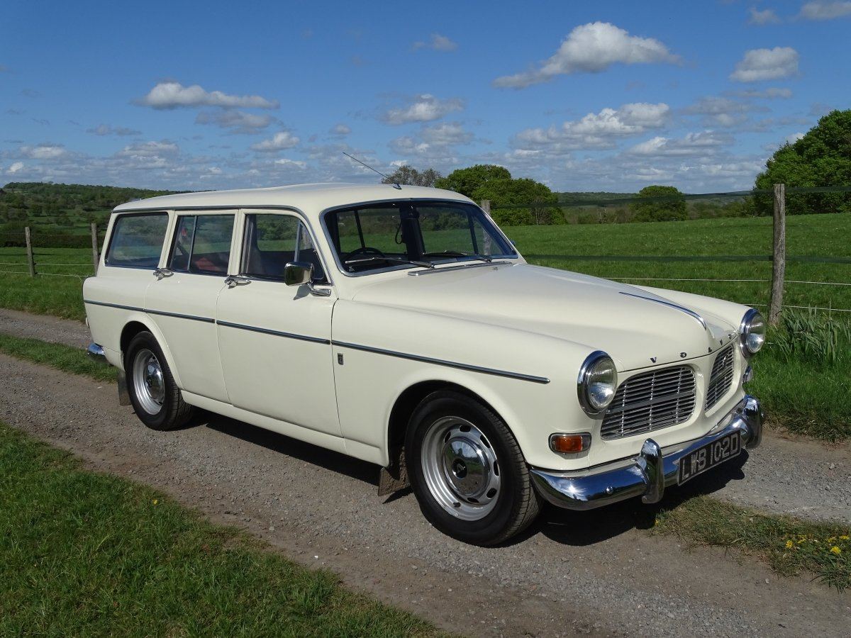 1966 Beautiful Volvo Amazon 121 Estate, Manual with overdrive. SOLD (picture 2 of 6)
