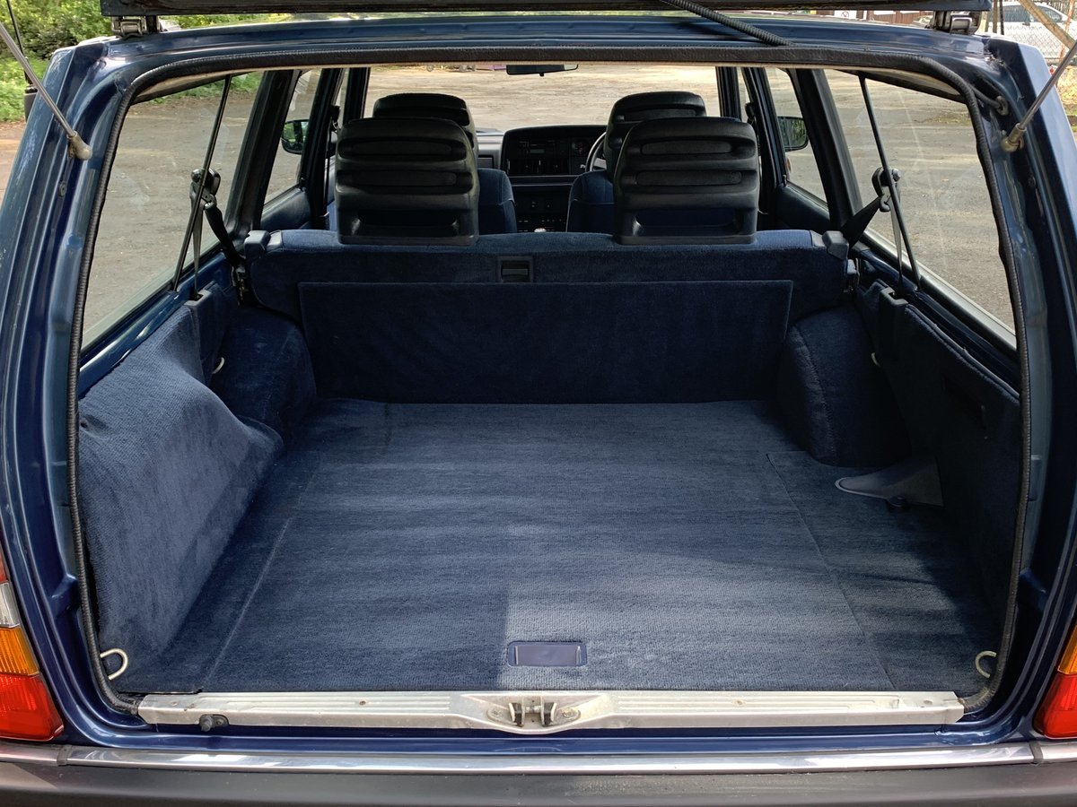 1990 VOLVO 240 2.0 GL ESTATE. MANUAL.  85,000 MILES. For Sale (picture 6 of 6)