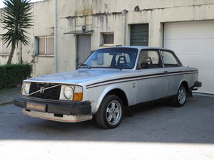 1984 Volvo 242 GT For Sale