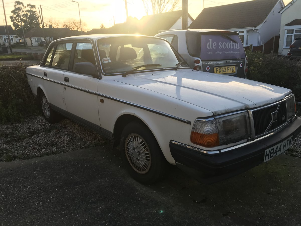 1990 VOLVO 240 GL For Sale (picture 2 of 3)