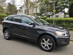VOLVO XC60 T6 SE LUX AUTO PETROL 2011 1 OWNER 30400m VFSH !! SOLD