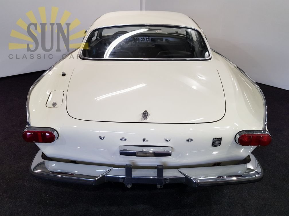 Volvo P1800S 1966 in good condition For Sale (picture 4 of 6)