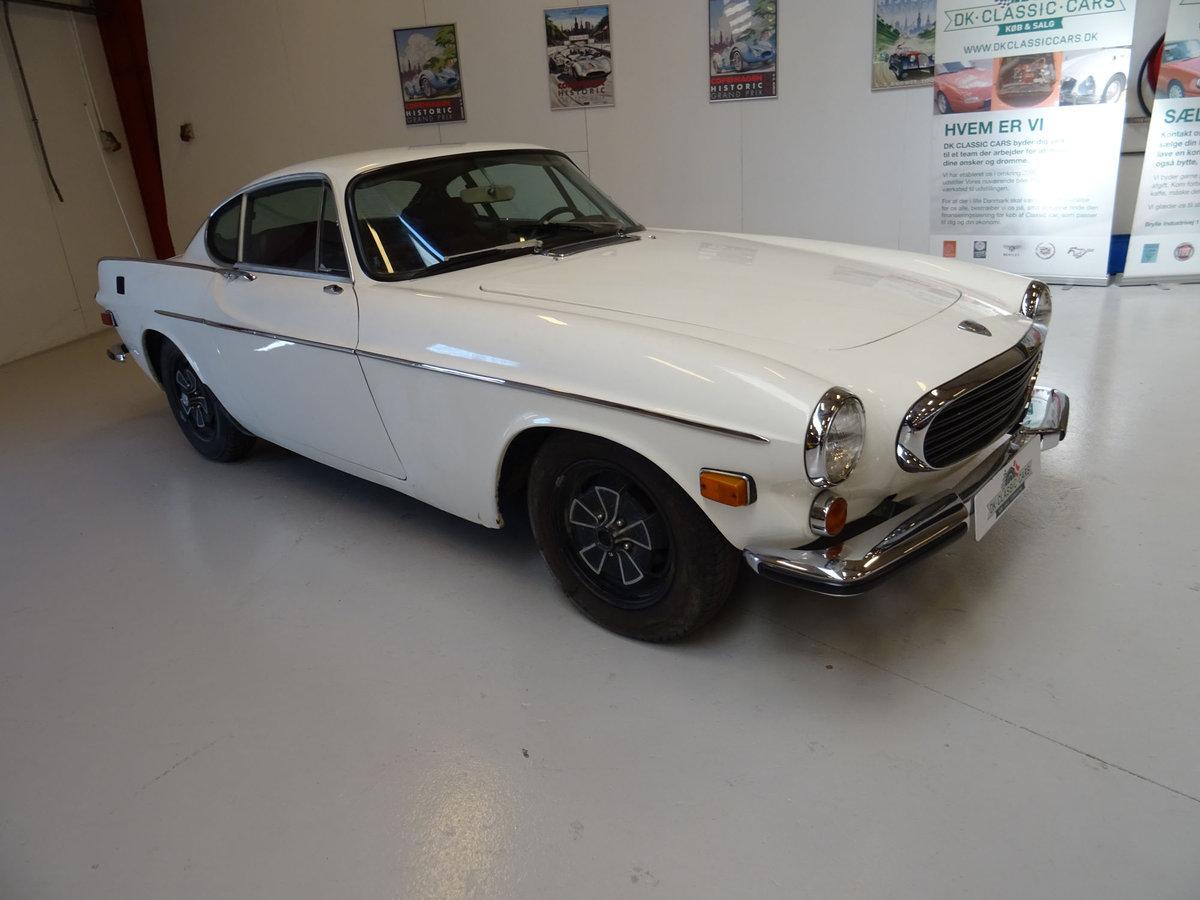 1970 Volvo 1800 E For Sale (picture 1 of 6)